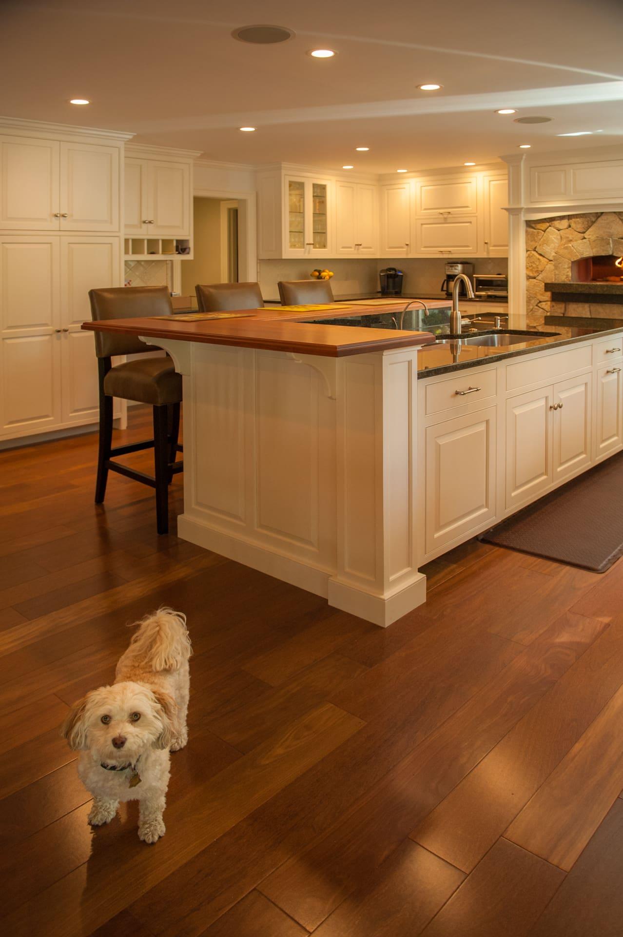 Classic Kitchen Renovation • North River Builders, Inc